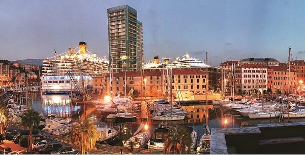 Savona city parking