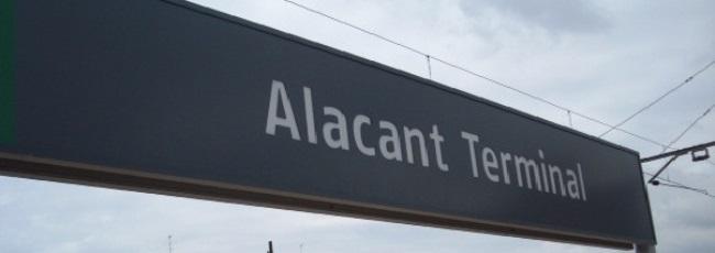 Alicante - Terminal