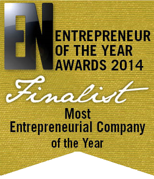 EN Entrepreneur of the Year Finalist 2014