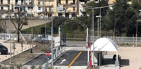 ParkCloud's latest car parks – April 2017