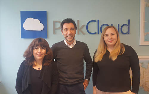 ParkCloud new recruits