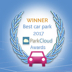 ParkCloud Parking Awards