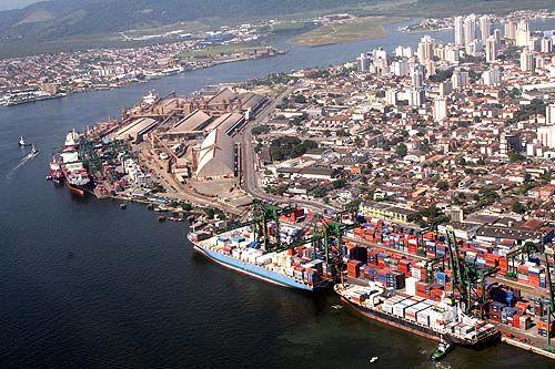 Santos Port
