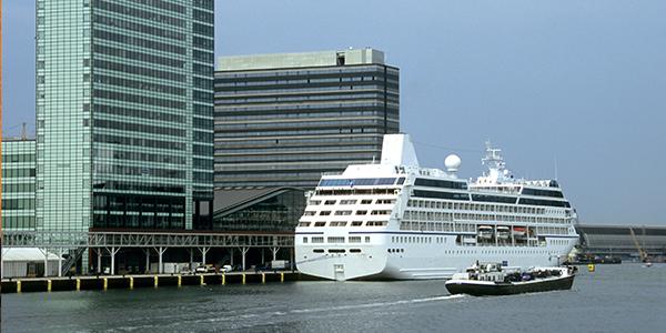 Amsterdam hafen
