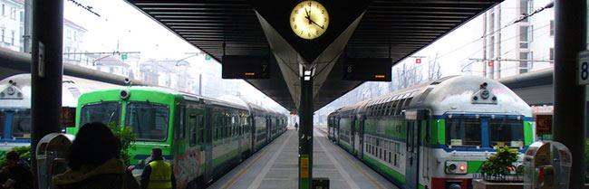 Milan Porta Garibaldi Station